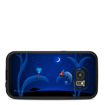 Lifeproof Galaxy S7 Fre Case Skin - Alien and Chameleon