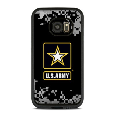 Lifeproof Galaxy S7 Fre Case Skin - Army Pride