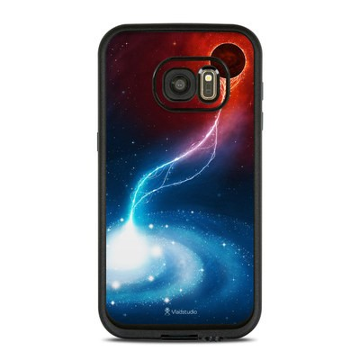 Lifeproof Galaxy S7 Fre Case Skin - Black Hole