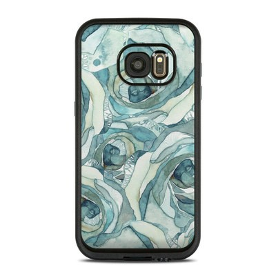 Lifeproof Galaxy S7 Fre Case Skin - Bloom Beautiful Rose