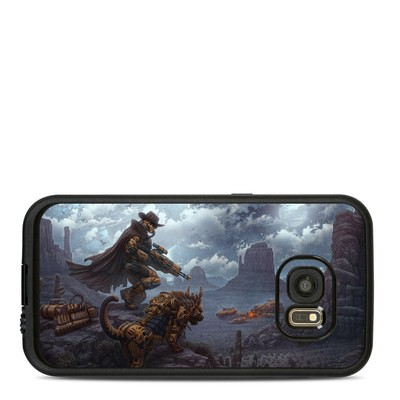 Lifeproof Galaxy S7 Fre Case Skin - Bounty Hunter