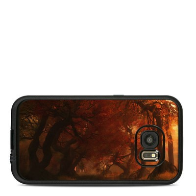 Lifeproof Galaxy S7 Fre Case Skin - Canopy Creek Autumn