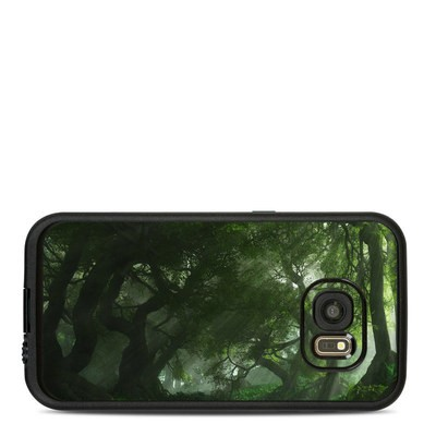 Lifeproof Galaxy S7 Fre Case Skin - Canopy Creek Spring