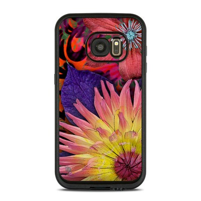 Lifeproof Galaxy S7 Fre Case Skin - Cosmic Damask