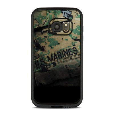 Lifeproof Galaxy S7 Fre Case Skin - Courage