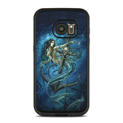 Lifeproof Galaxy S7 Fre Case Skin - Death Tide
