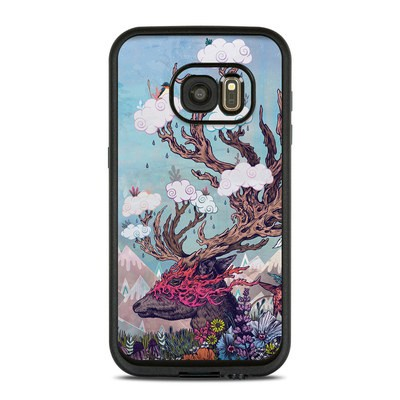 Lifeproof Galaxy S7 Fre Case Skin - Deer Spirit