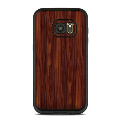 Lifeproof Galaxy S7 Fre Case Skin - Dark Rosewood