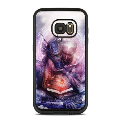 Lifeproof Galaxy S7 Fre Case Skin - Dream Soulmates