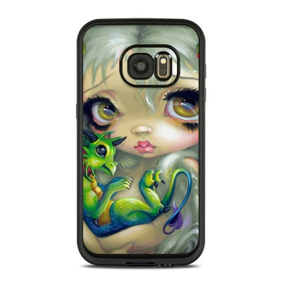 Lifeproof Galaxy S7 Fre Case Skin - Dragonling