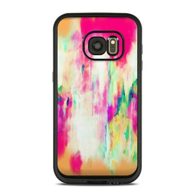 Lifeproof Galaxy S7 Fre Case Skin - Electric Haze