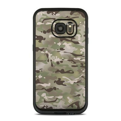 Lifeproof Galaxy S7 Fre Case Skin - FC Camo