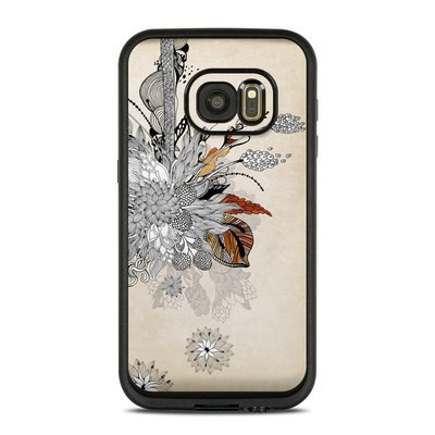 Lifeproof Galaxy S7 Fre Case Skin - Fall Floral