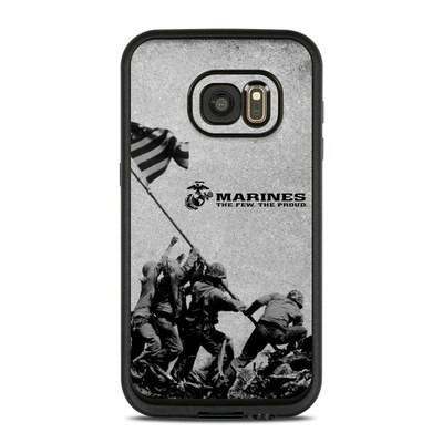 Lifeproof Galaxy S7 Fre Case Skin - Flag Raise
