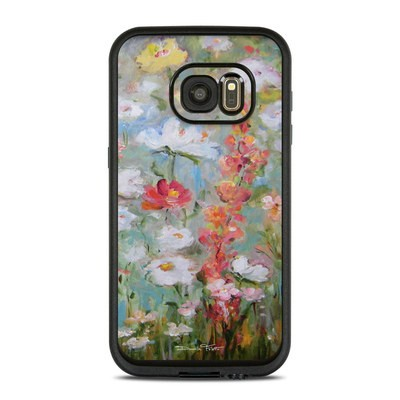 Lifeproof Galaxy S7 Fre Case Skin - Flower Blooms