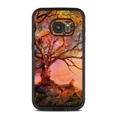 Lifeproof Galaxy S7 Fre Case Skin - Fox Sunset