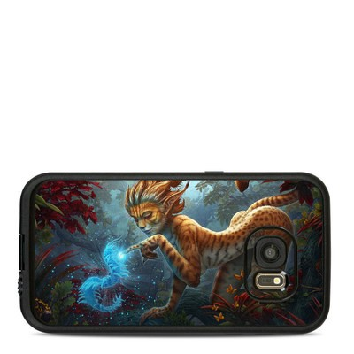 Lifeproof Galaxy S7 Fre Case Skin - Ghost Centipede