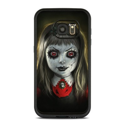 Lifeproof Galaxy S7 Fre Case Skin - Haunted Doll