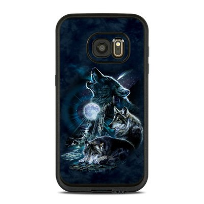 Lifeproof Galaxy S7 Fre Case Skin - Howling
