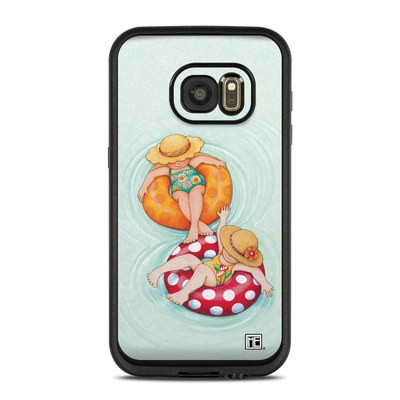 Lifeproof Galaxy S7 Fre Case Skin - Inner Tube Girls