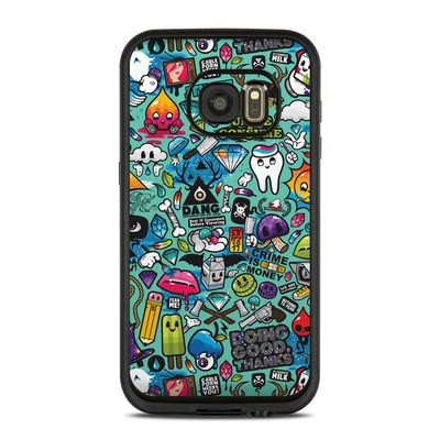 Lifeproof Galaxy S7 Fre Case Skin - Jewel Thief