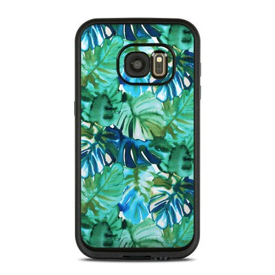 Lifeproof Galaxy S7 Fre Case Skin - Jungle Palm