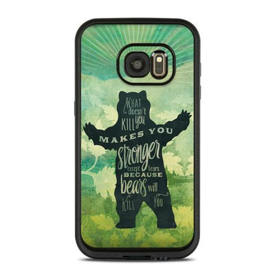 Lifeproof Galaxy S7 Fre Case Skin - What Doesnt Kill You