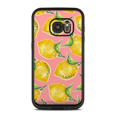 Lifeproof Galaxy S7 Fre Case Skin - Lemon