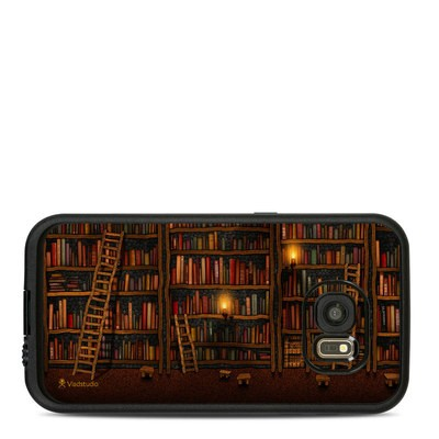 Lifeproof Galaxy S7 Fre Case Skin - Library