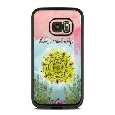 Lifeproof Galaxy S7 Fre Case Skin - Live Creative