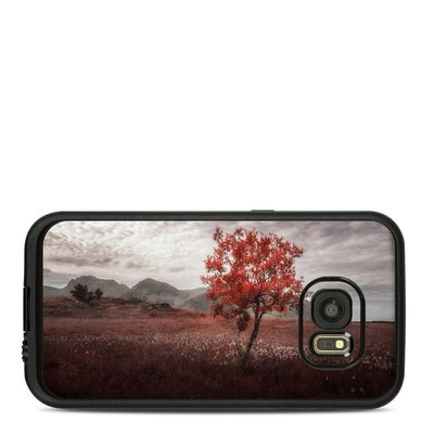 Lifeproof Galaxy S7 Fre Case Skin - Lofoten Tree