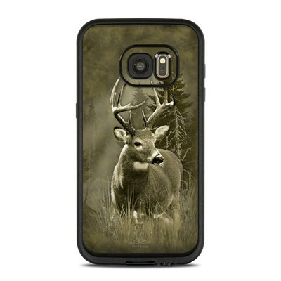 Lifeproof Galaxy S7 Fre Case Skin - Lone Buck