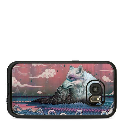 Lifeproof Galaxy S7 Fre Case Skin - Lone Wolf