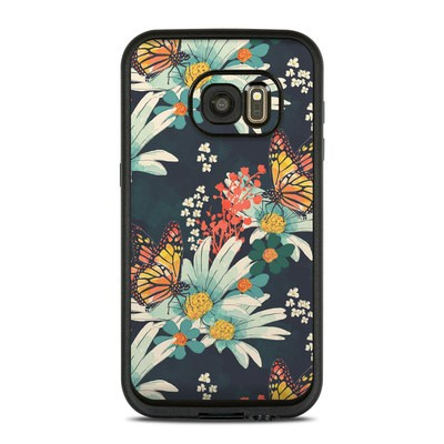 Lifeproof Galaxy S7 Fre Case Skin - Monarch Grove