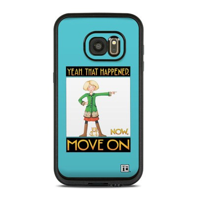 Lifeproof Galaxy S7 Fre Case Skin - Move On