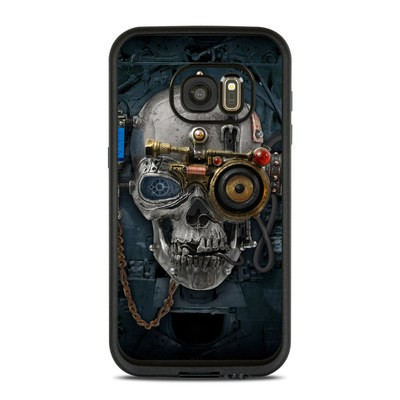 Lifeproof Galaxy S7 Fre Case Skin - Necronaut