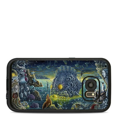 Lifeproof Galaxy S7 Fre Case Skin - Night Trawlers