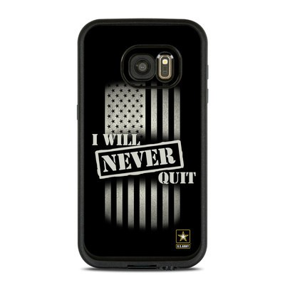 Lifeproof Galaxy S7 Fre Case Skin - Never Quit