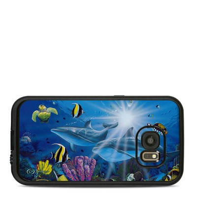 Lifeproof Galaxy S7 Fre Case Skin - Ocean Friends