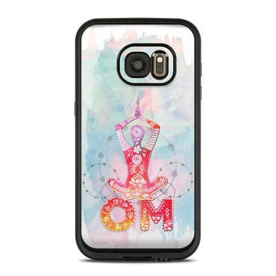 Lifeproof Galaxy S7 Fre Case Skin - Om Spirit