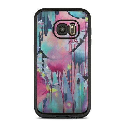 Lifeproof Galaxy S7 Fre Case Skin - Paper Chain