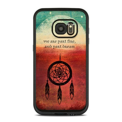 Lifeproof Galaxy S7 Fre Case Skin - Part Fire
