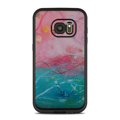Lifeproof Galaxy S7 Fre Case Skin - Pink Sky