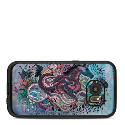 Lifeproof Galaxy S7 Fre Case Skin - Poetry in Motion