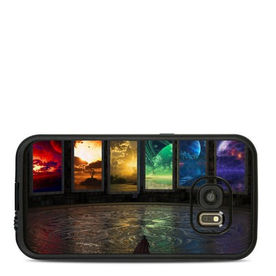 Lifeproof Galaxy S7 Fre Case Skin - Portals