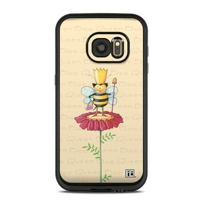 Lifeproof Galaxy S7 Fre Case Skin - Queen Bee