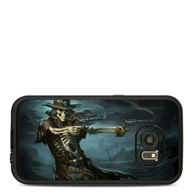Lifeproof Galaxy S7 Fre Case Skin - Reaper Gunslinger