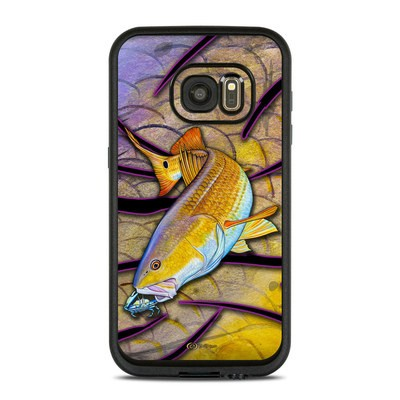 Lifeproof Galaxy S7 Fre Case Skin - Red Fish