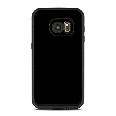 Lifeproof Galaxy S7 Fre Case Skin - Solid State Black