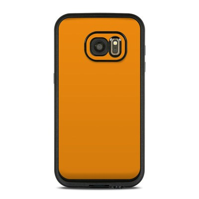 Lifeproof Galaxy S7 Fre Case Skin - Solid State Orange